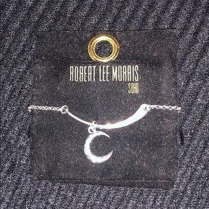 Robert Lee Morris Soho Silver Necklace